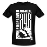 "A4R ""HipHop Love"" T-Shirt"