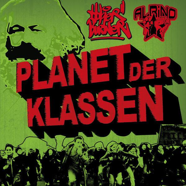Planet der Klassen (Cover)
